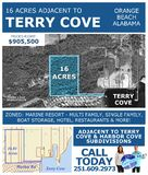 16 ACRES NEAR TERRY COVE & HARBOR RD